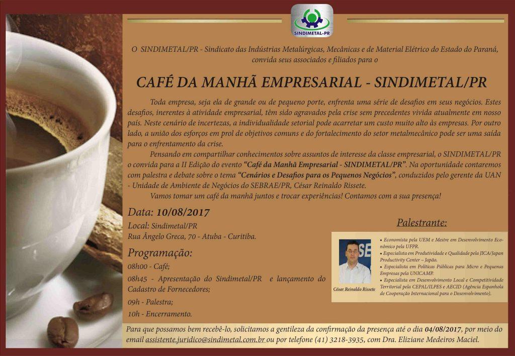 CAFE EMPRESARIAL SINDIMETALPR