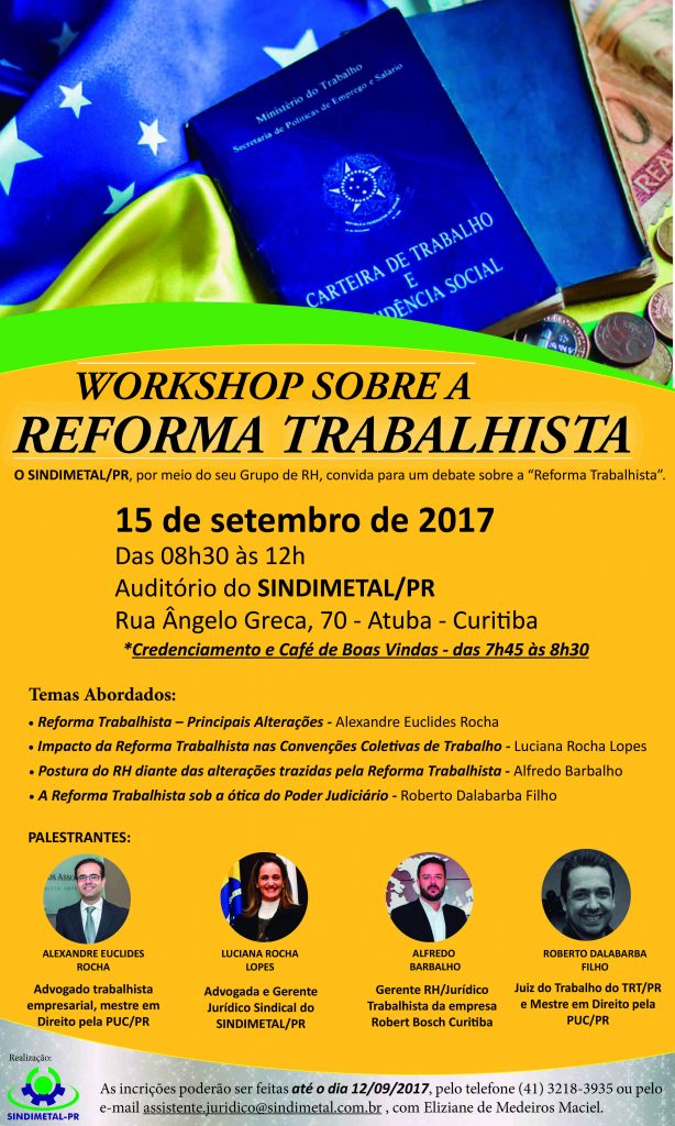 WORKSHOP REFORMA TRABALHISTA VF